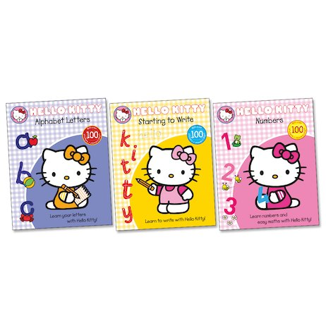 Hello Kitty Home Learning Pack