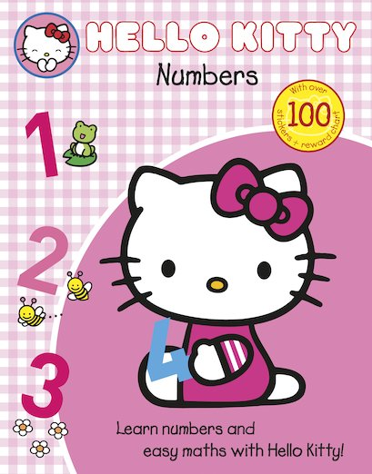 Hello Kitty: Numbers