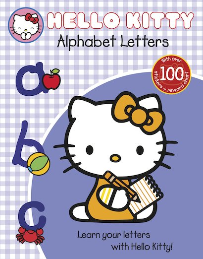 Hello Kitty: Alphabet Letters
