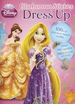 Disney Princess: Glamorous Sticker Dress Up