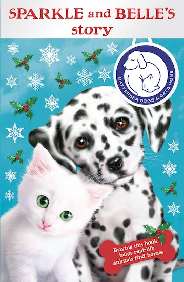 Battersea Dogs and Cats Home: Sparkle and Belle's Story