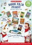 Book Fair Feast poster