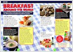 Brilliant Britain: Breakfasts - Sample Page (1 page)