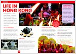 Take Away My Takeaway: Hong Kong - Sample Activity (1 page)