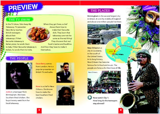 Take Away My Takeaway: New Orleans - Sample Page