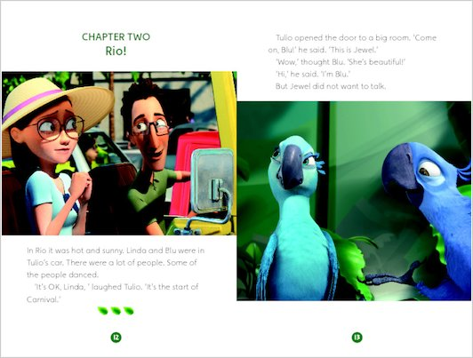 Rio: Learning to Fly - Sample Chapter