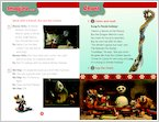 Kung Fu Panda Holiday - Sample Activity (1 page)