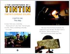 The Adventures of Tintin: Tintin's Daring Escape - Sample Chapter (3 pages)