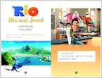 Rio: Blu and Jewel - Sample Chapter (4 pages)