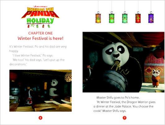 Kung Fu Panda Holiday - Sample Chapter