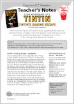 The Adventures of Tintin: Tintin's Daring Escape - Teacher's Notes (17 pages)