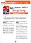 Take Away My Takeaway: Hong Kong - Resource Sheets (5 pages)
