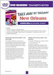 Take Away My Takeaway: New Orleans - Resource Sheets (5 pages)
