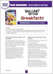 Brilliant Britain: Breakfasts - Resource Sheets (5 pages)