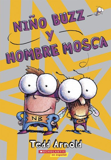 Niño Buzz y Hombre Mosca / Buzz Boy and Fly Guy