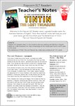 The Adventures of Tintin: The Lost Treasure - Teacher's Notes (18 pages)