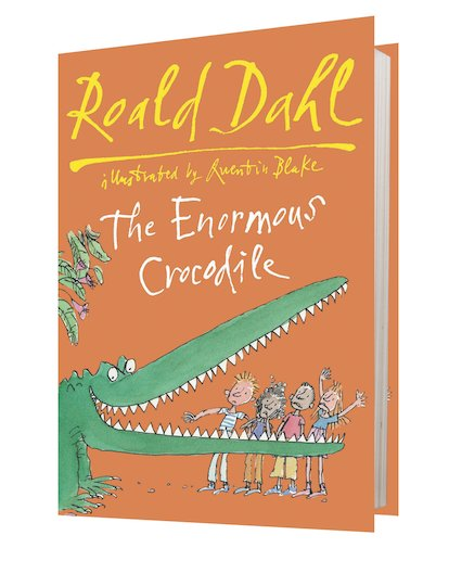 The Enormous Crocodile (Hardback)