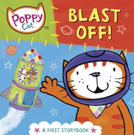 Poppy Cat: Blast Off!