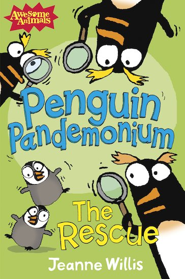 Awesome Animals: Penguin Pandemonium - The Rescue