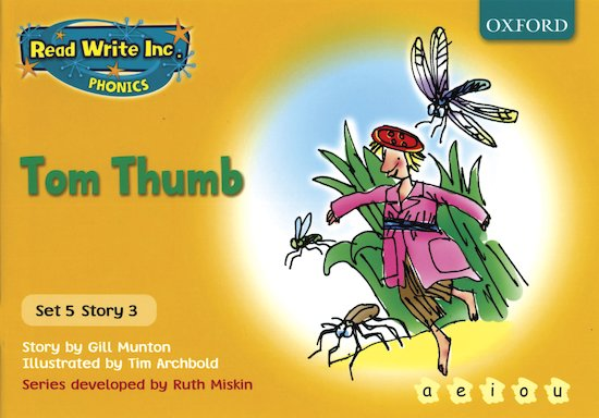 Read Write Inc. Phonics: Tom Thumb