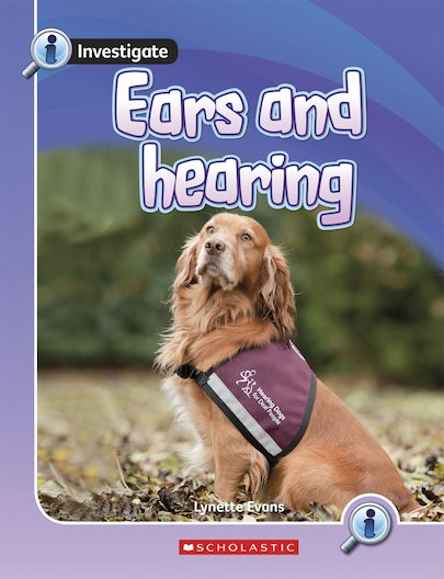 Investigate: Ears and Hearing x 6