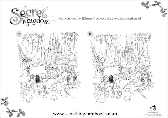 Secret Kingdom Puzzle