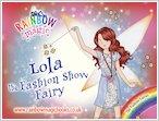 Rainbow Magic Fashion Fairies Lola wallpaper