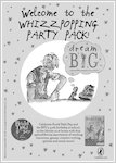 Whizzpopping BFG Party Pack (17 pages)