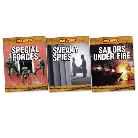 War Stories Complete Pack