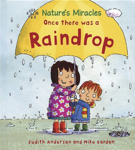 Nature's Miracles: Once There Was a Raindrop