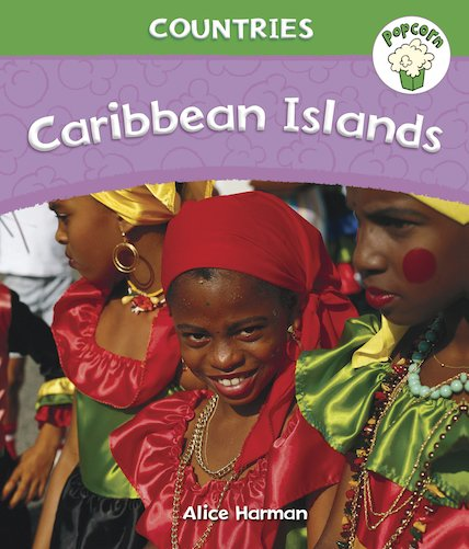 Popcorn Countries: Caribbean Islands