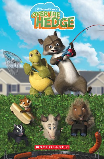 Over the Hedge (Book only)