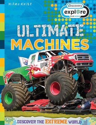 Explore Your World: Ultimate Machines