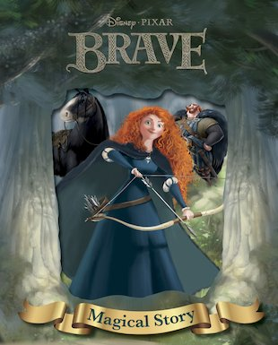 Brave: The Magical Story