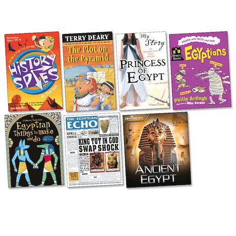 Topic: The Ancient Egyptians Pack