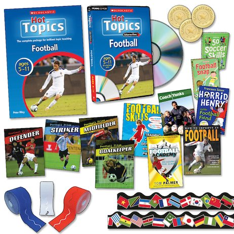 Hot Topics Resource Pack: Football