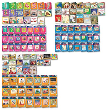 Maths Readers Super Easy-Buy Pack