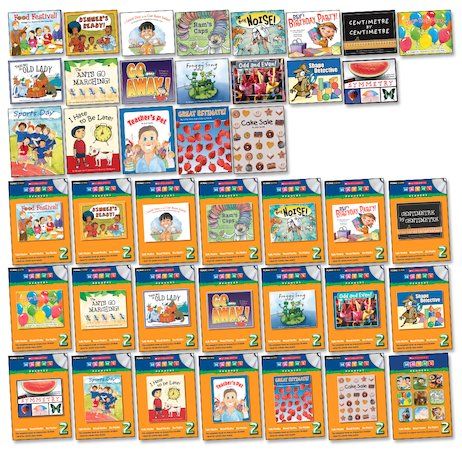 Maths Readers Complete Pack: Year 2