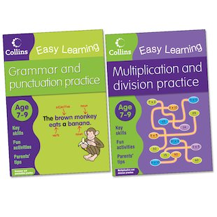 Collins Easy Learning Pair
