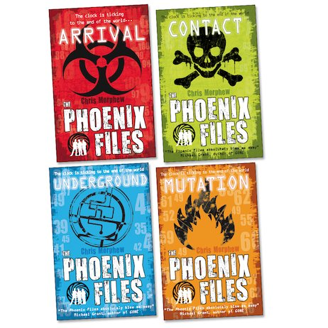 The Phoenix Files Pack