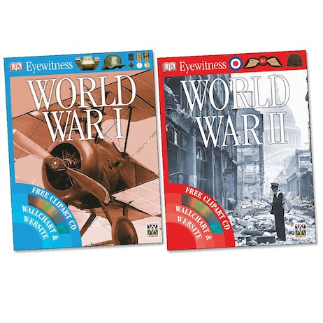 Eyewitness World Wars Pair