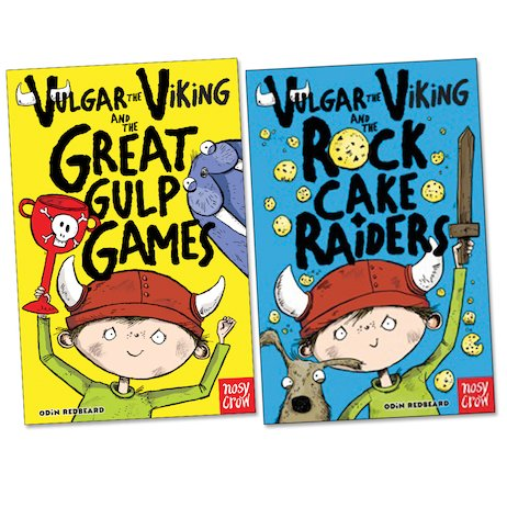 Vulgar the Viking Pair