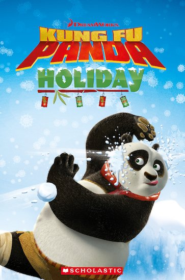 Kung Fu Panda Holiday (Book and CD)