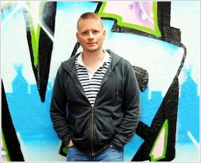 Photo of Patrick Ness