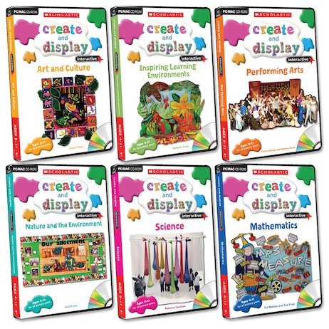 Create and Display Interactive Complete Pack