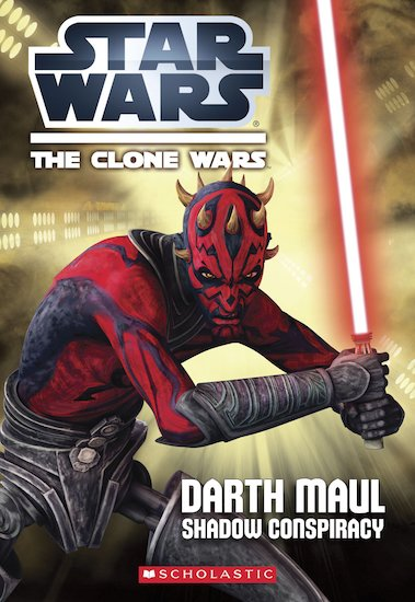 Star Wars: The Clone Wars - Darth Maul, Shadow Conspiracy