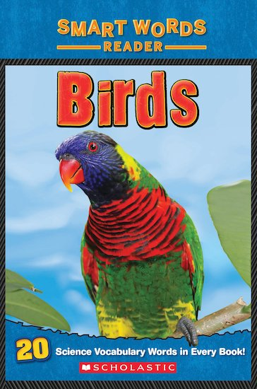 Smart Words Reader: Birds