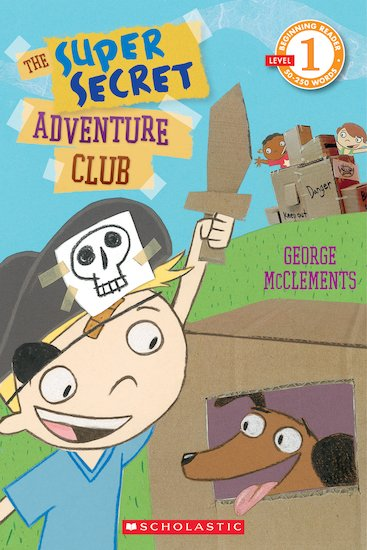 The Super Secret Adventure Club
