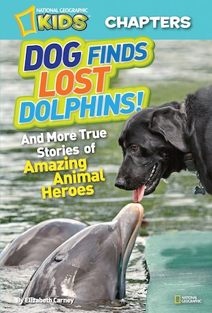 National Geographic Kids: Dog Finds Lost Dolphins!
