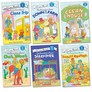 Berenstain Bears Pack
